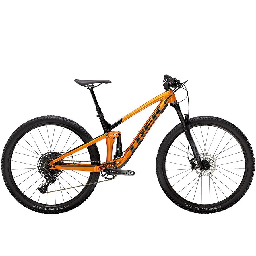 Bicicleta Mountain BIke Trek Top Fuel 7 Lançamento 2021