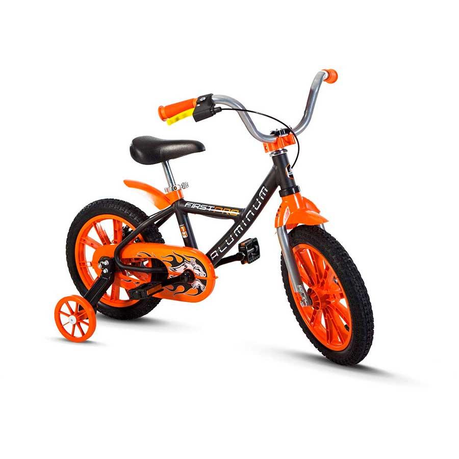 Bicicleta Nathor Aro 14 First Pro - Alumínio