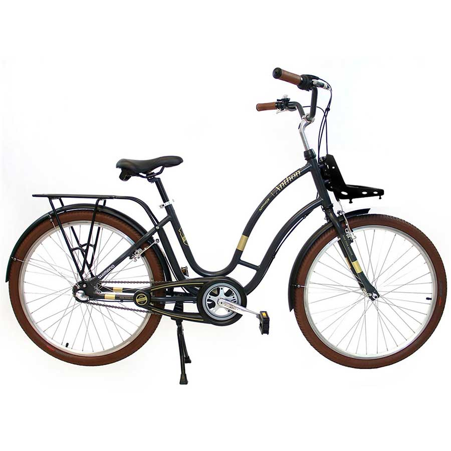 Bicicleta Retrô Aro 26 Nathor Anthon