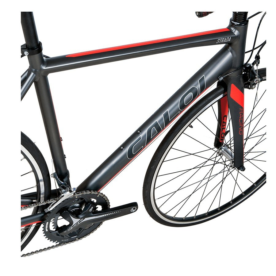 Bicicleta Speed Caloi Strada Racing