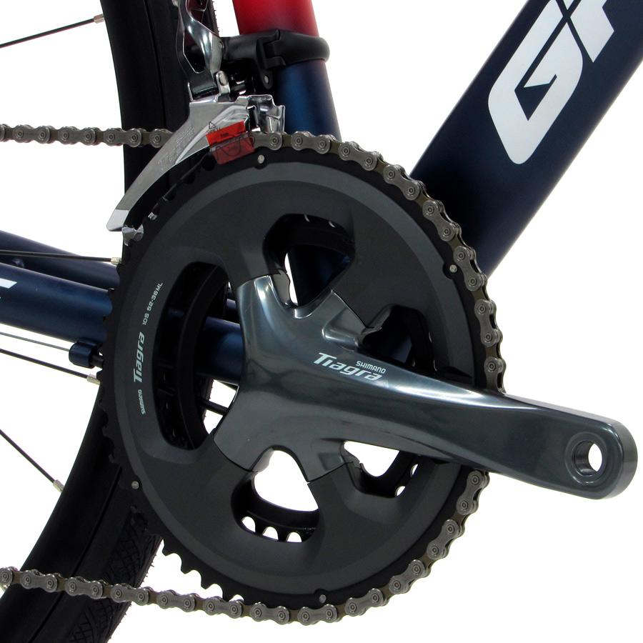Bicicleta Speed Groove Overdrive 70 Disco Hidráulico