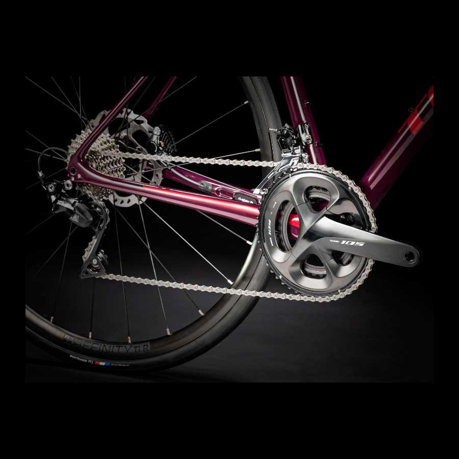 Bicicleta Speed Trek Emonda SL 5 Disc Feminina - ANO 2020