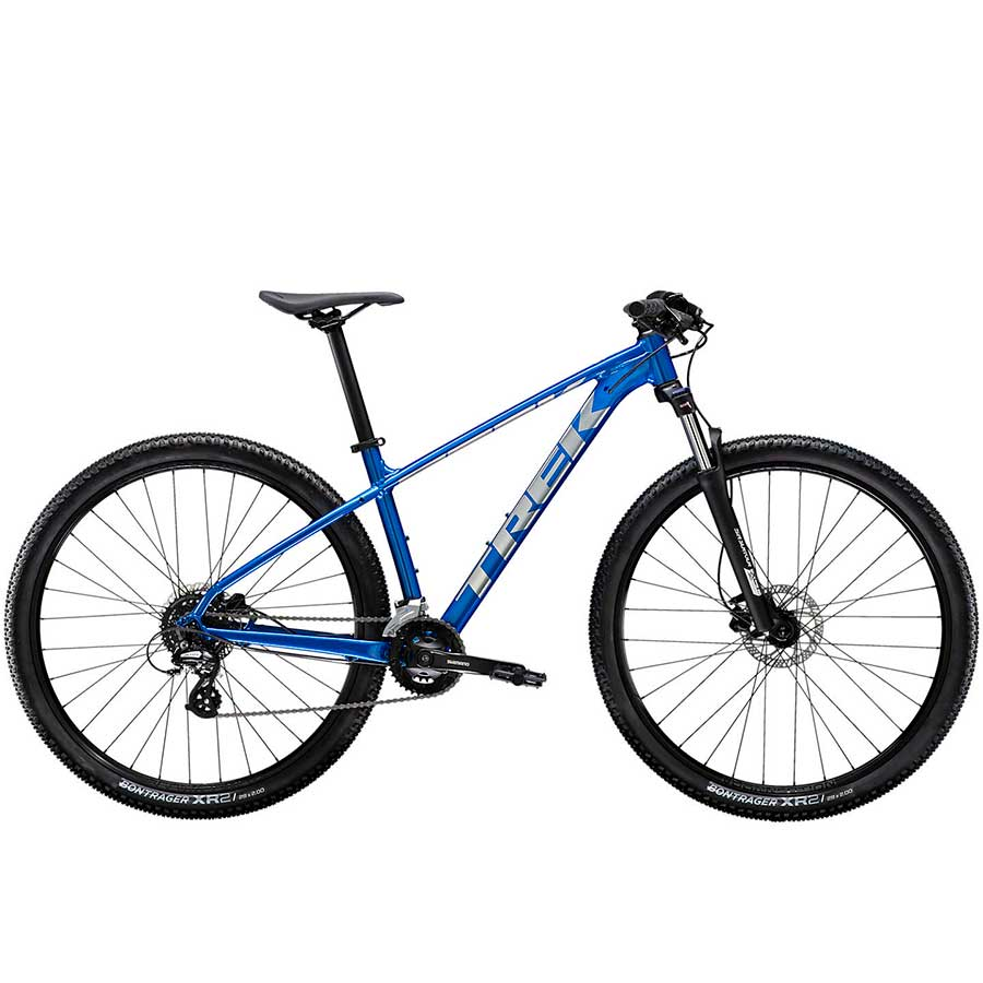 Bicicleta Trek  Mountain Bike Marlin 6 Aro 29 - Azul Ano 2020
