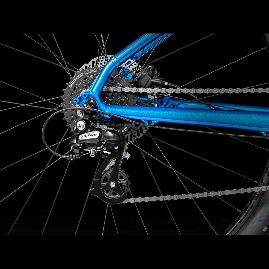 Bicicleta Trek  Mountain Bike Marlin 6 Aro 29 - Azul Ano 2020