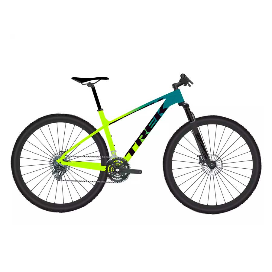 Bicicleta Trek MTB Mountain Bike X-Caliber 9 Aro 29 - Ano 2020