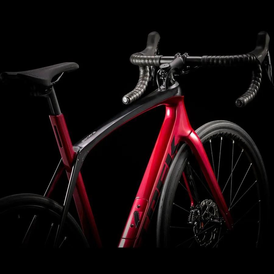 Bicicleta Trek Speed Domane SL 5 Disco - Ano 2021