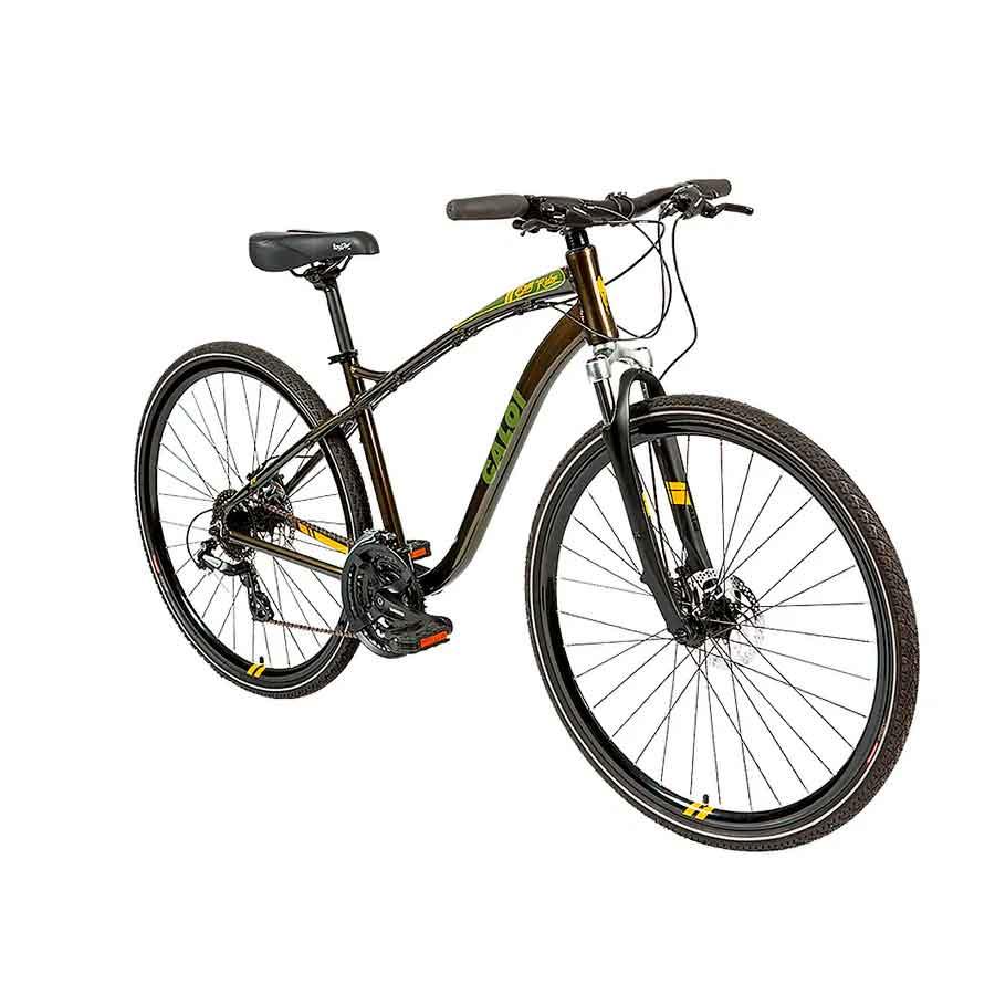 Bicicleta Urbana Aro 700 Caloi Easy Rider
