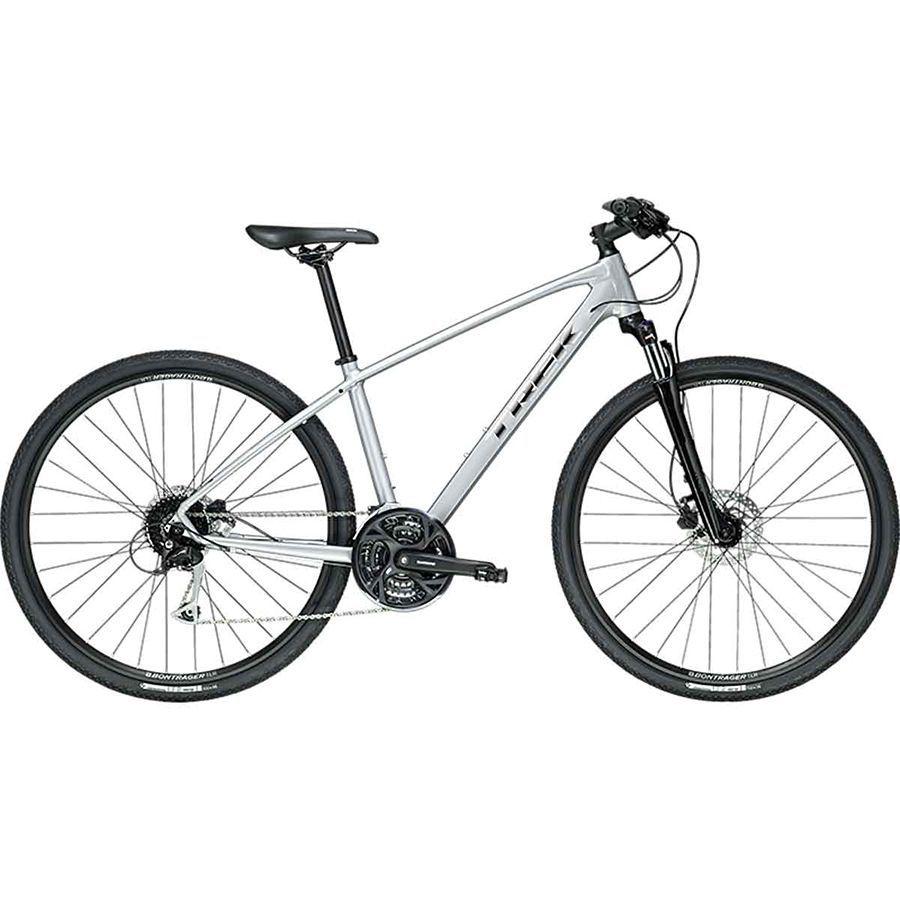 Bicicleta Urbana Aro 700 Trek Dual Sport 3- Ano 2020