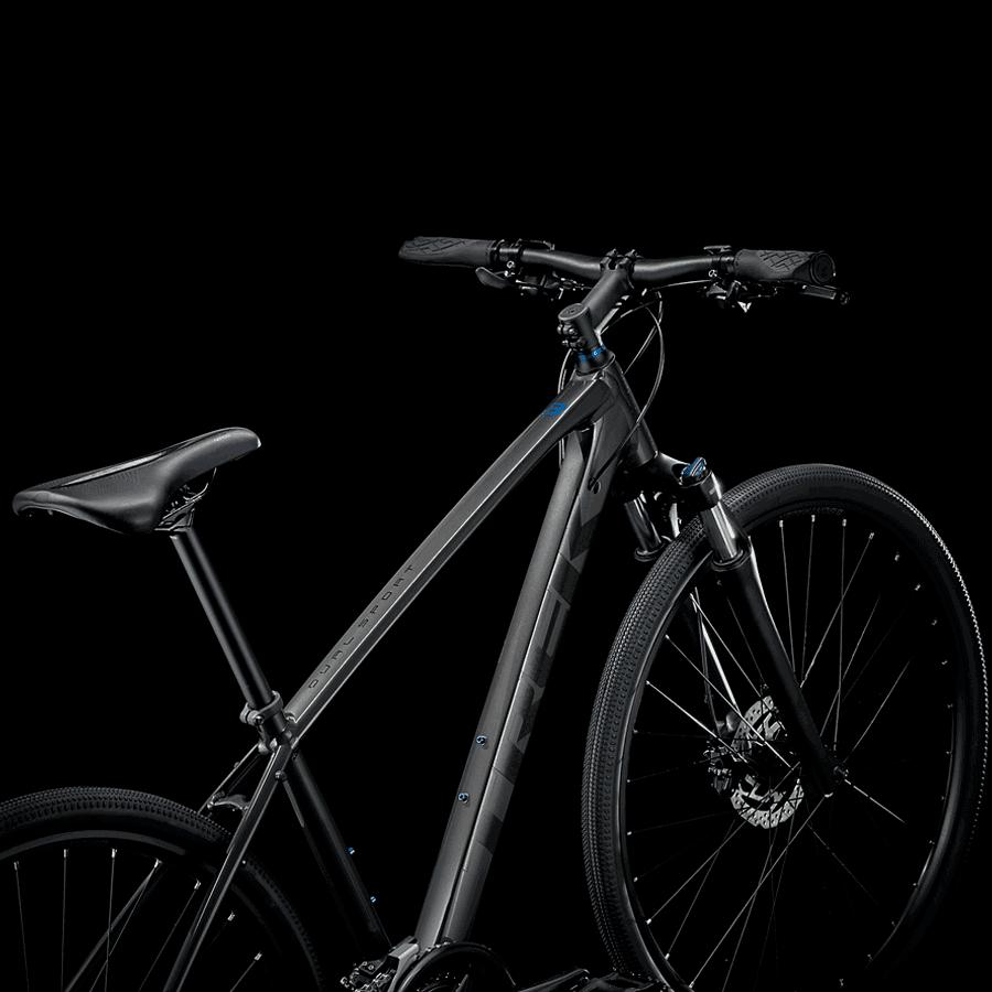 Bicicleta Urbana Aro 700 Trek Dual Sport 3 - Ano 2021