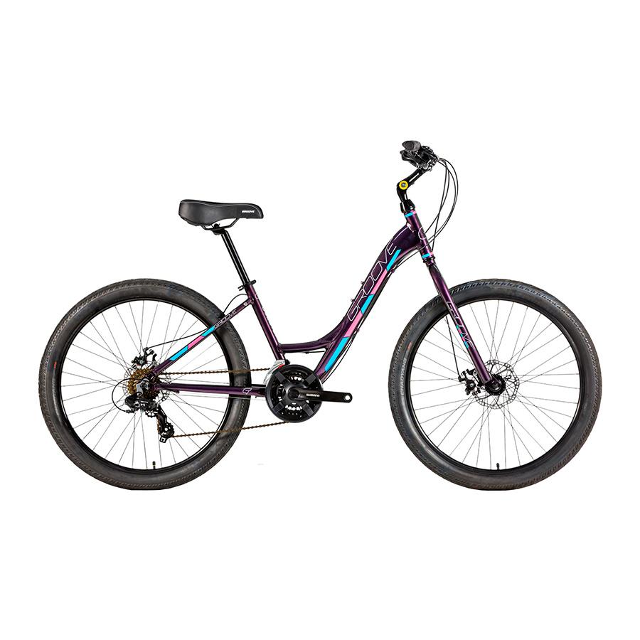 Bicicleta Urbana Feminina Groove Dubstep