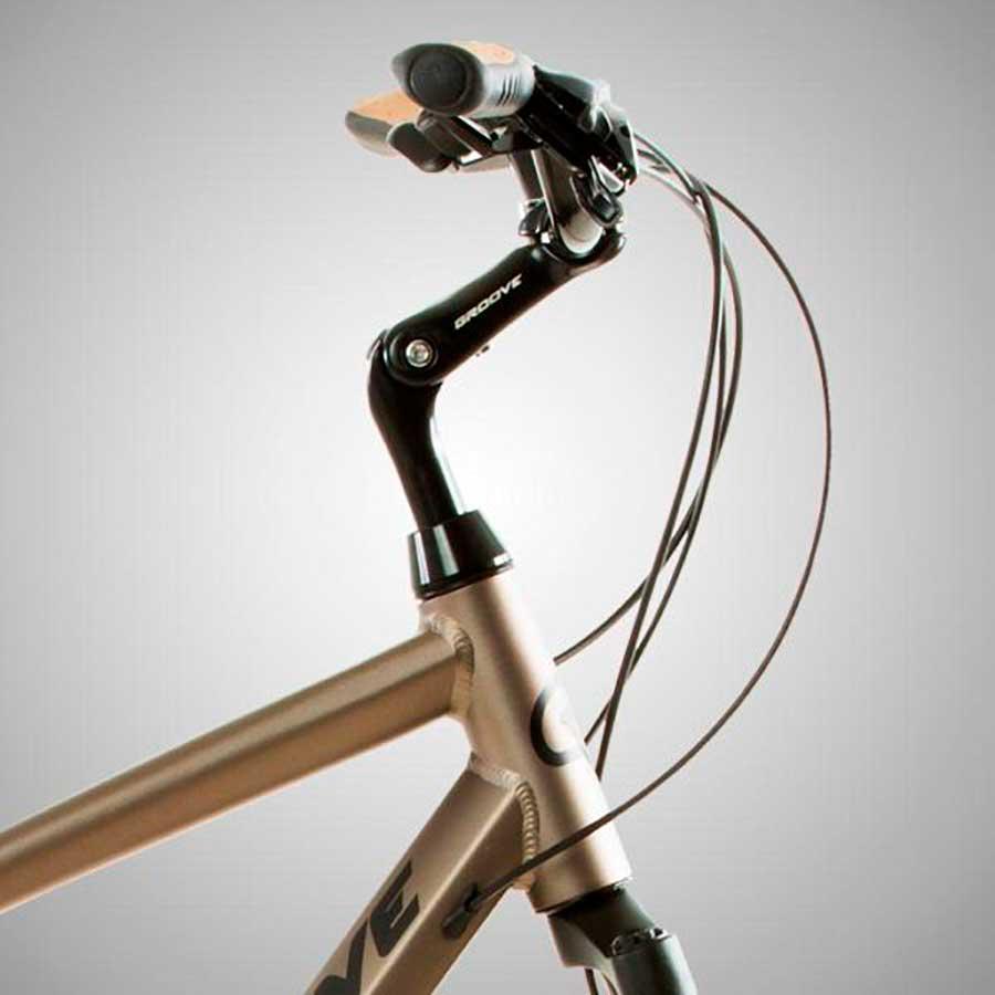 Bicicleta Urbana Groove Blues ID Aro 700 Freio Shimano Hidráulico - Ano 2020