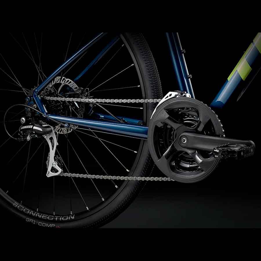 Bicicleta Urbana Híbrida Trek Dual Sport 2 Aro  700 - Lançamento 2021