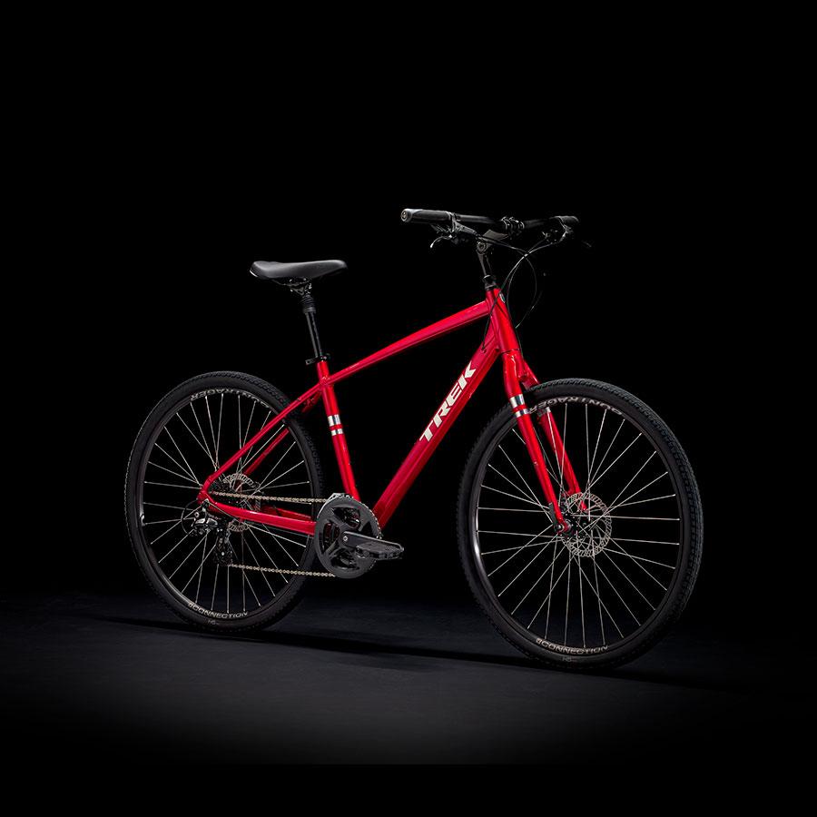 Bicicleta Urbana Híbrida Trek Verve 2  Feminina Aro 700 -Lançamento 2021