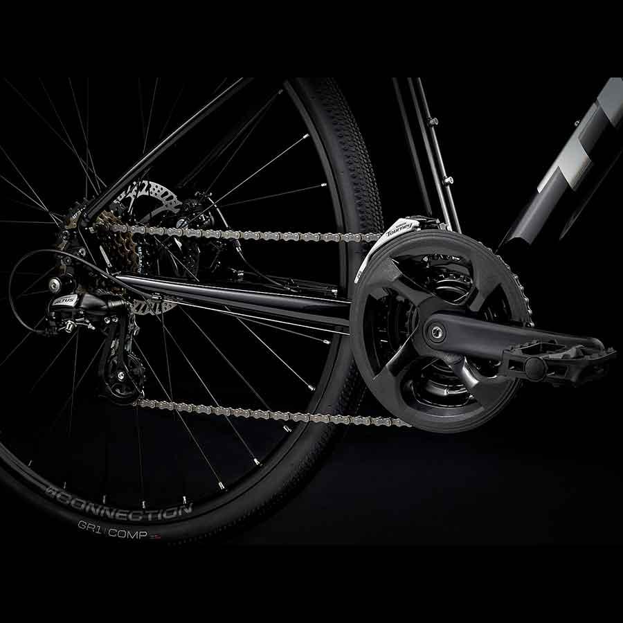 Bicicleta Urbana Híbrida Trek Dual Sport 1 - Lançamento 2021