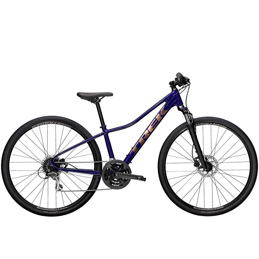 Bicicleta Urbana Trek Feminina Dual Sport 2 - Breve Lançamento 2021