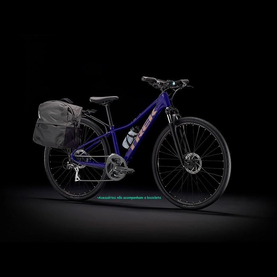 Bicicleta Urbana Trek Feminina Dual Sport 2 - Lançamento 2021
