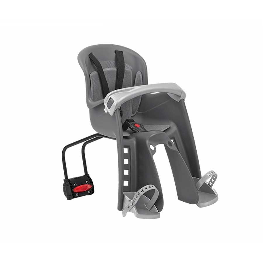 Cadeira Infantil Dianteira Polisport Bilby Junior FF - Fixação no Quadro