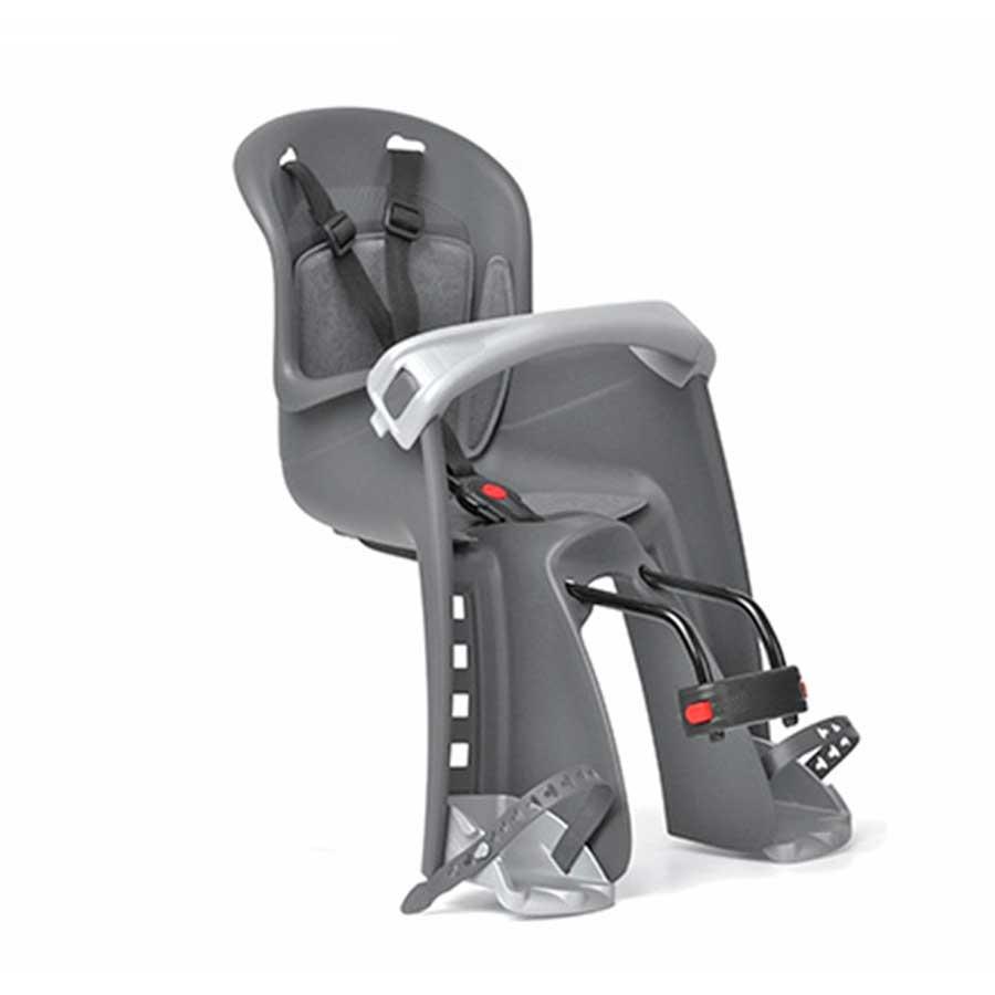 Cadeira Infantil Dianteira Polisport Bilby Junior HF - Fixação na Direção