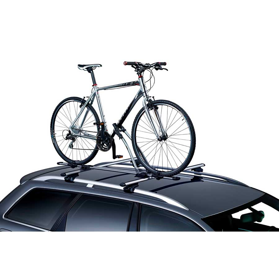 Calha Para Bicicleta Thule Freeride - Prende No Quadro 532