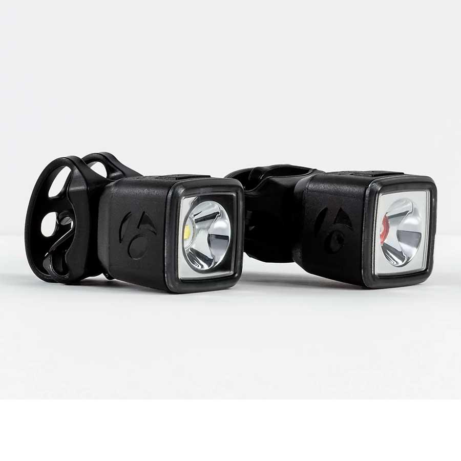 Conjunto Bontrager Farol Ion 100R e Lanterna Flare R - USB