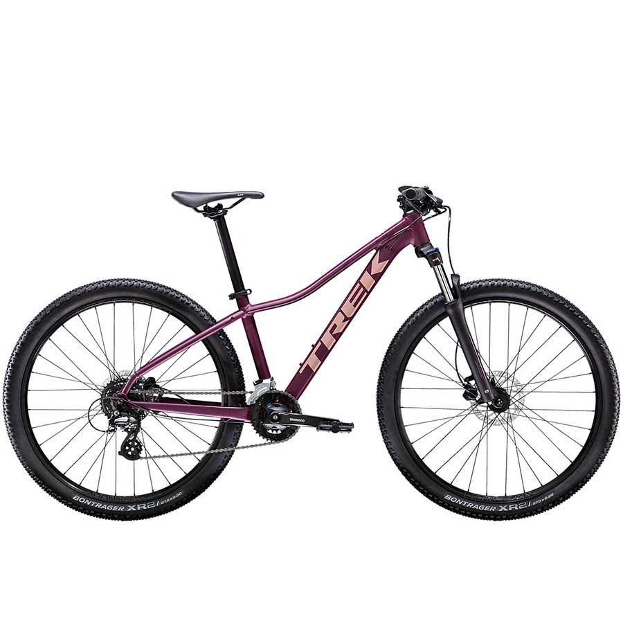 Bicicleta Trek Mountain Bike Feminina Marlin 6 Aro 27,5 e 29 - Ano 2021