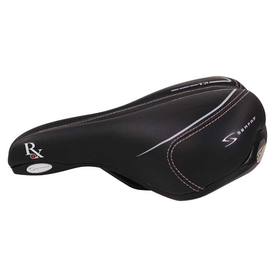 Selim Serfas RX-922V Feminino Comfort  - Ideal para eliminar dor e dormência