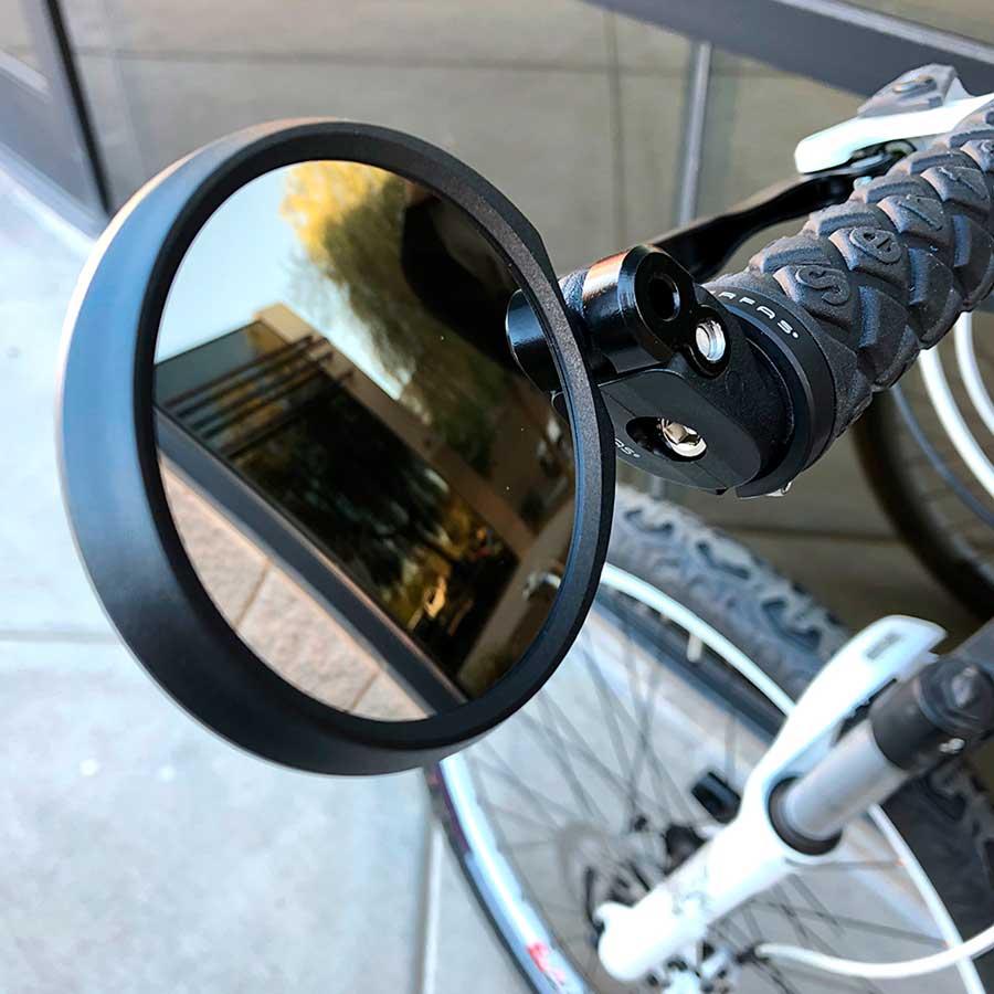 Espelho Retrovisor Para Guidão Serfas MR 3