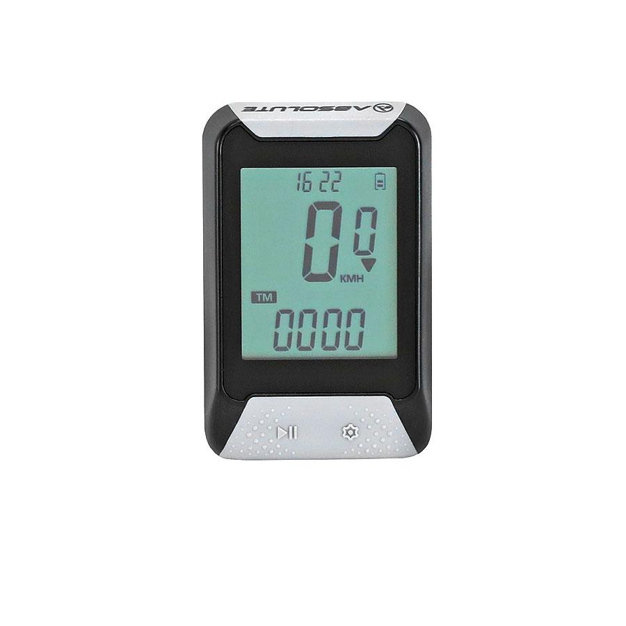 GPS Ciclocomputador Absolute Com Strava