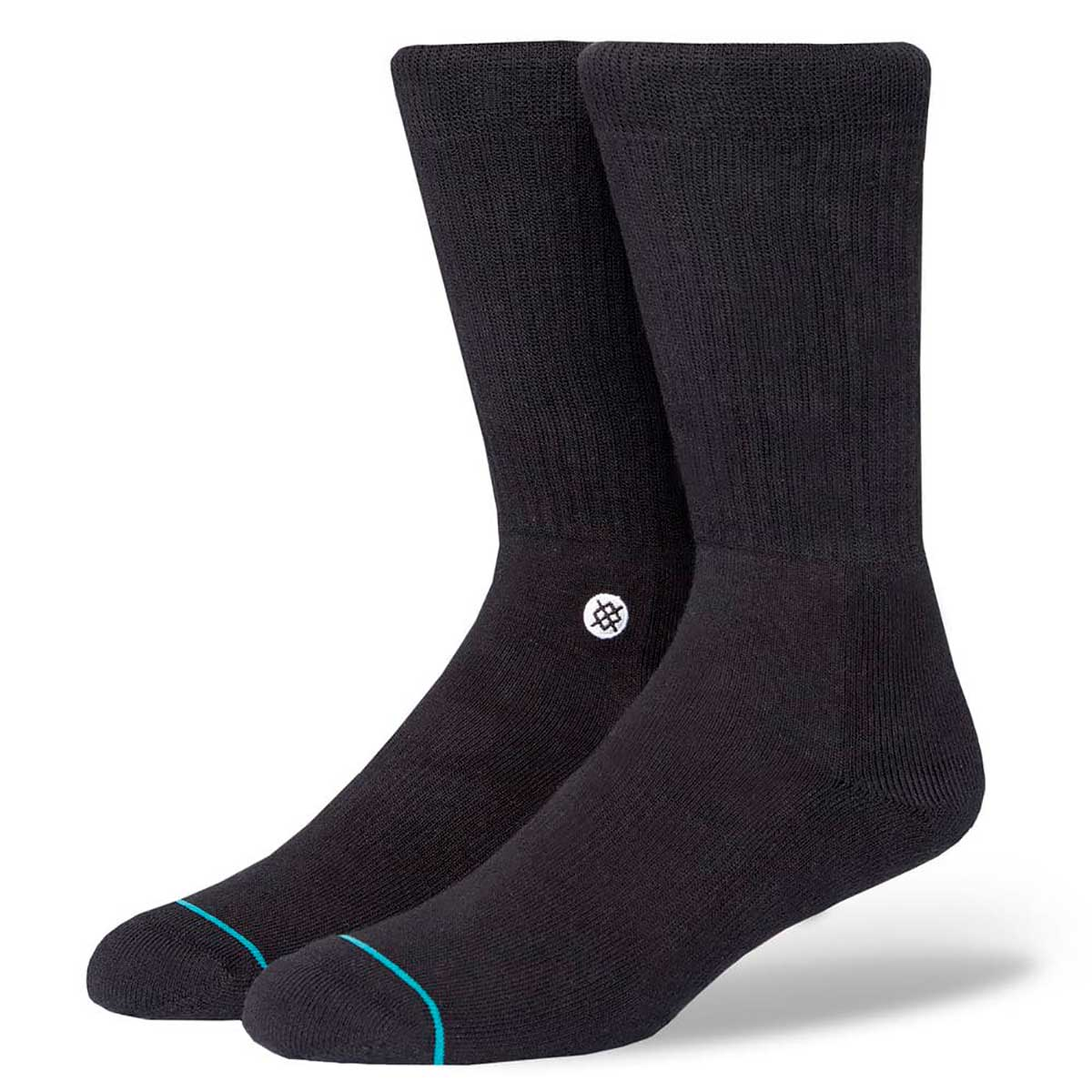 Meia Stance Icon Solids - Classic