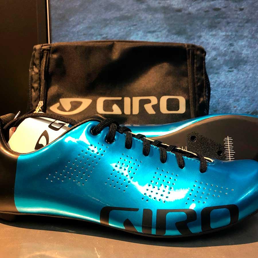 Sapatilha Speed Giro Empire - Solado de Carbono Easton