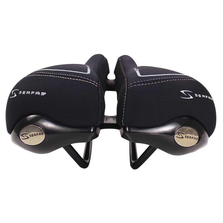 Selim Serfas RX-921L Masculino Comfort  - Ideal para eliminar dor e dormência