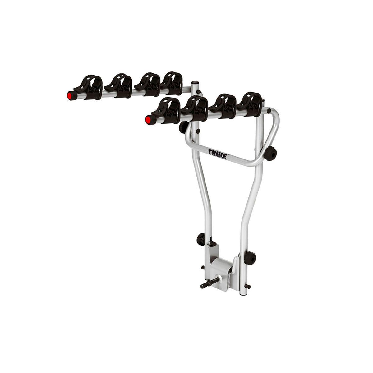 Suporte Para Transporte de Bicicleta Para Engate Thule HangOn Inclinável - 4 Bikes
