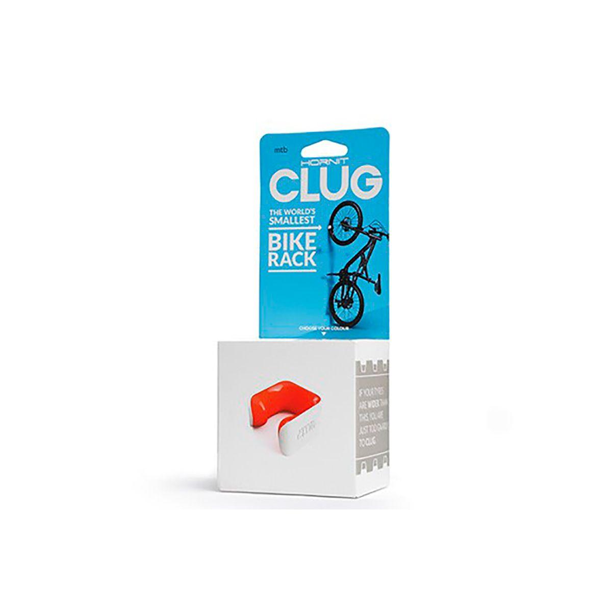 Suporte Parede Clug MTB - O menor Suporte de Parede do Mundo