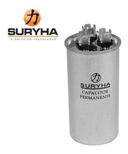 Capacitor Duplo Ar Condicionado 25+3uf 380vac