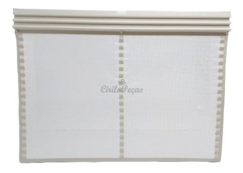 Filtro Ar Condicionado Piso Teto Midea 48/60.000 Btus