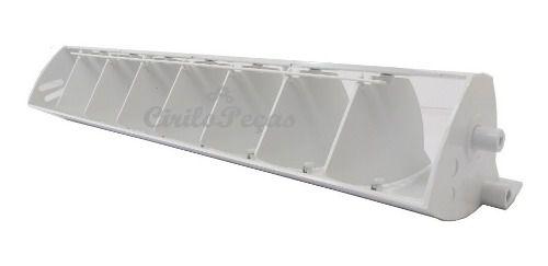 Aleta Vane Ar Condicionado Modernita Carrier 18/90.000 Btus