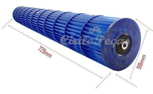 Turbina Evaporadora Midea Vize 18.000 Btus (00052)
