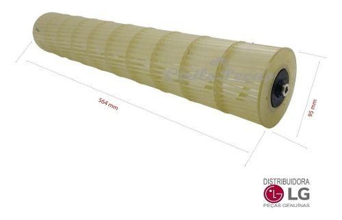 Turbina Evaporadora Lg Inverter 9.000 Btus Adp72912103