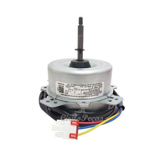 Motor Ar Condicionado Lg Condensadora 9/12.000 - Eau41577624