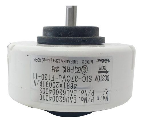 Motor Evaporadora Lg Inverter 12/18/24.000 (eau62004010)