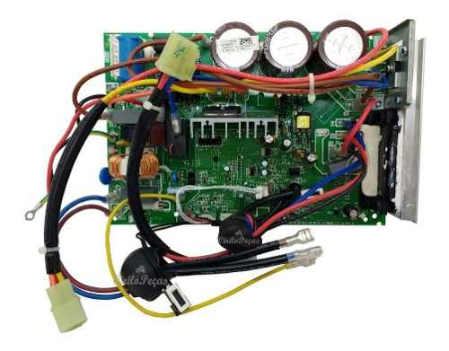 Placa Condensadora Midea Vita / Xpower 22.000 (38mkqa22m5)