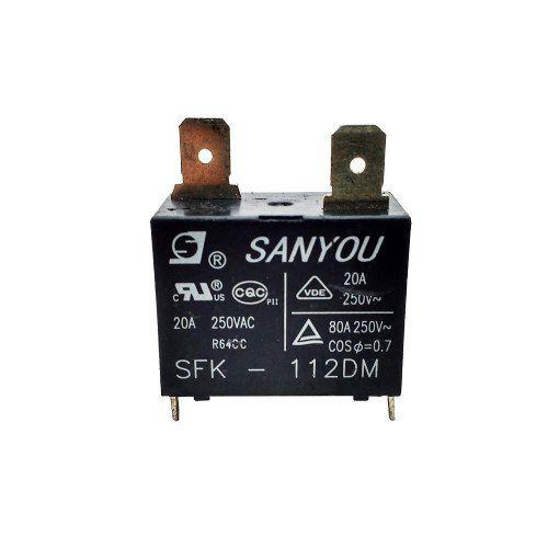 Rele Sanyou Sfk 112dm 20a 250v Ar Condicionado