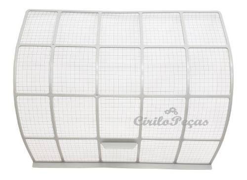 Filtro Ar Condicionado Lg Inverter 7-9-12.000 Btus