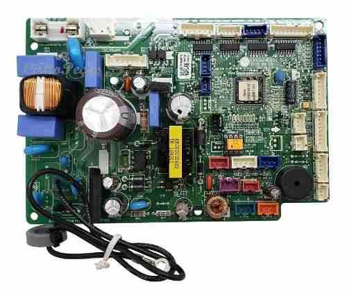 Placa Ar Condicionado Lg Inverter 7.000 Btus - Ebr82077506