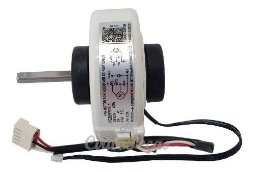 Motor Ventilador Evaporadora Springer 7-9-12000 (0137)