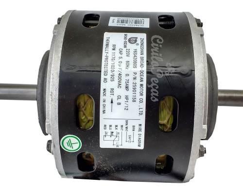 Motor Evaporadora Carrier  Piso Teto 30-36000 Btus