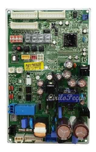 Placa Principal Condensadora Lg Arun200lte5 - Ebr85411708