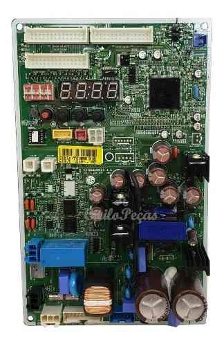 Placa Condensadora Lg Arun160lte5 - Ebr85411706