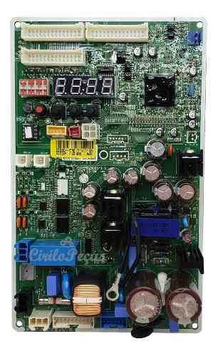 Placa Principal Display Condensadora Lg Arun220lte5