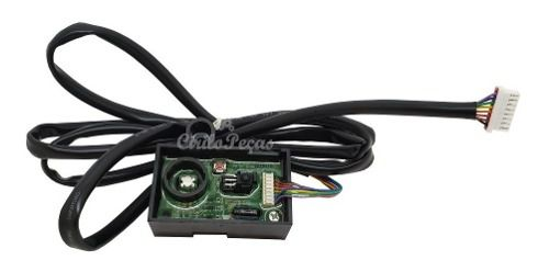 Placa Display Receptora Cassete Lg Atnq12gula0- Ebr41607910
